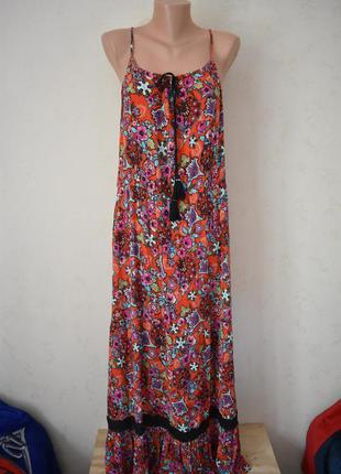 Красивое платье с принтом большого размера george