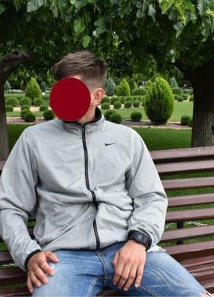Ветровка / Куртка Найк / Nike Оригинал Арт HO120409EAG