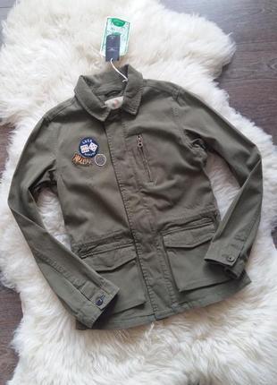 Легкая куртка/ветровка scotch&soda (нидерланды) на 13-14 лет (...