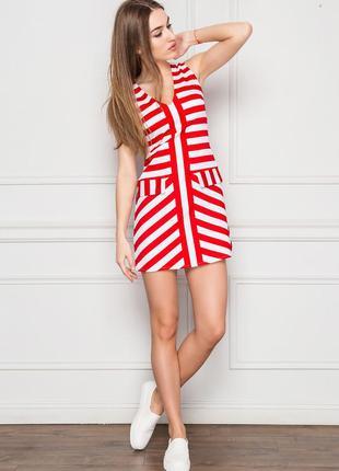 ❗️❗️❗️распродажа❗️❗️❗️ продам фирменное платье с полоску, ново...