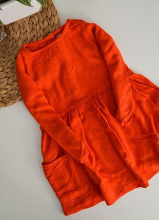Платье некст на 12-18мес,вискоза.