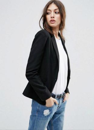 Фактурный пиджак жакет блейзер от charles voegele