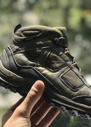 Quechua novadry демисеонные трекинговые термоботики ботинки