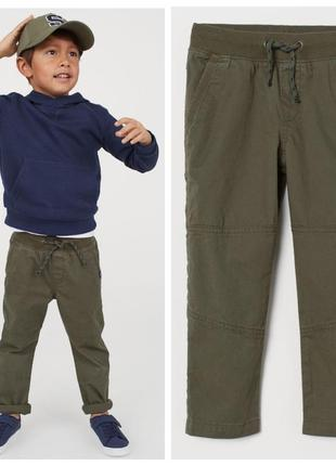Стильні джогери для хлопчиків від h&m іспанія