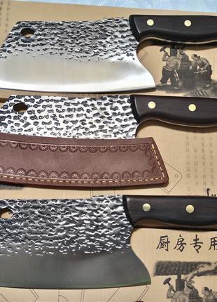 Профессиональный нож. Японская бритва из высокоуглеродистой стали