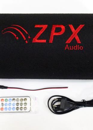"5"" Активный сабвуфер бочка ZPX 150W + Bluetooth"