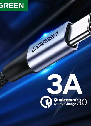 """""""UGREEN"""" Type C Фирменный дата-кабель.1м."""