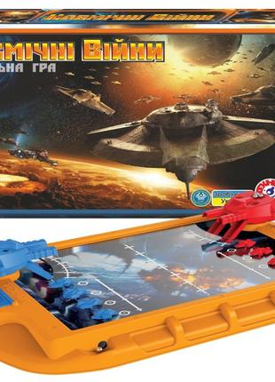 Настольная игра Космические войны 1158 ТехноК по типу морской бой