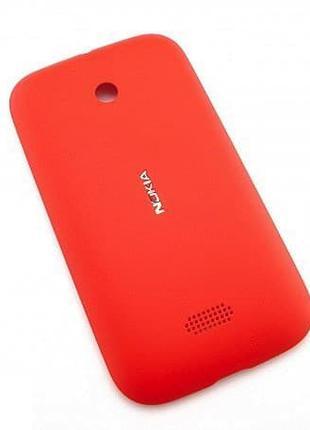Задняя крышка для Nokia Lumia 510 красная оригинал 8002936