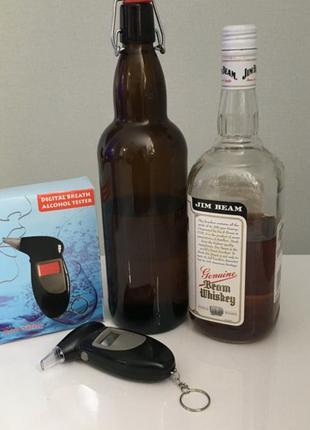 Персональный портативный алкотестер Digital Breath Alcohol Tester
