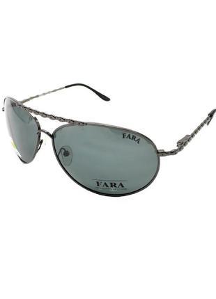 Женские поляризационные солнцезащитные очки fara polaroid xv031