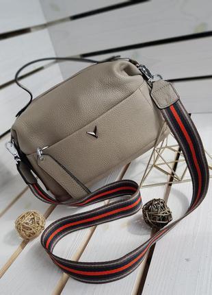 Женская кожаная сумка 💼
