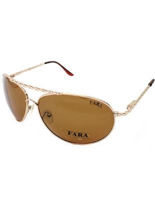 Женские поляризационные солнцезащитные очки fara polaroid xv032