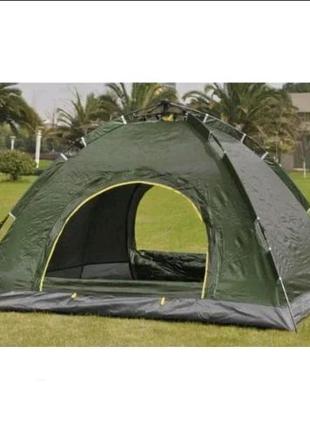 Палатка автоматическая 2-х местная-