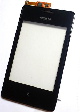 Сенсор тачскрин touchscreen Nokia Asha 502 0269D86 оригинал