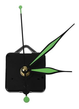 10 шт Бесшумный Кварцевый часовой механизм часы со свет стрелкой