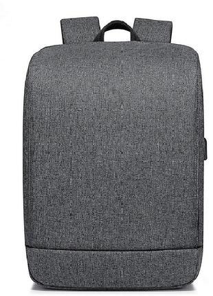 Urban grey водонепроницаемый городской рюкзак