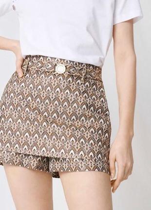 Шорты юбка maje