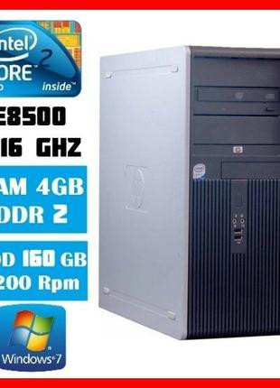 HP Elite 7900 /C2D E8500 3.16Ghz/RAM 4Gb DDR2/HDD 160Gb