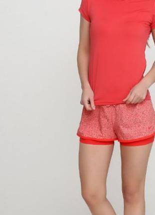 Шорты Nike FULFLX 2IN1 659400-654 женские