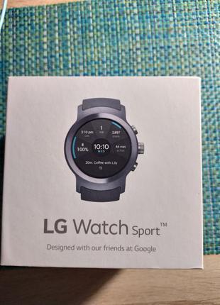 Lg watch Sport W280 NFC