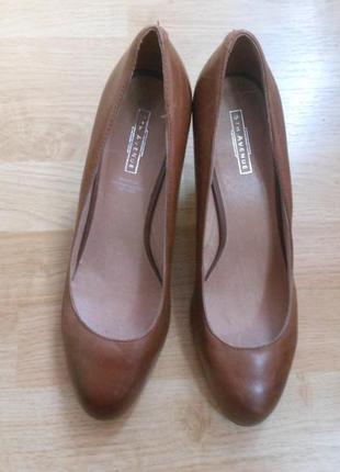 Туфли кожа натуральная 5th avenue