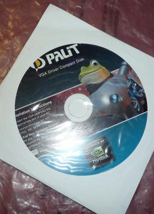 Palit VGA Driver Compact Disk