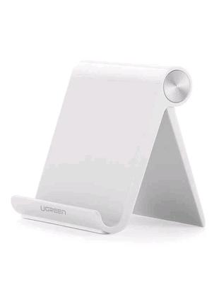 """""""UGREEN"""" Фирменная оригинальная подставка под смартфон.Белая."""