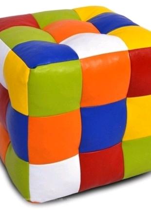 Пуфик - кубик - рубик