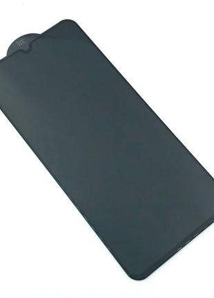 Защитное стекло 99D SAMSUNG A20 Black (тех. упаковка)