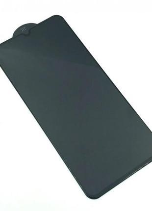 Защитное стекло 99D SAMSUNG A50 Black (тех. упаковка)