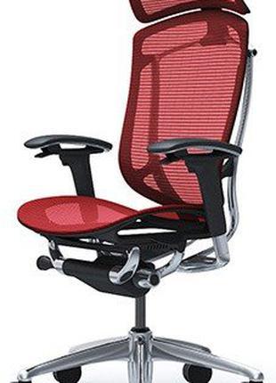 Кресла OKAMURA CONTESSA II Sekonda полированное, Red