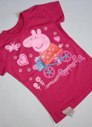 Распродажа футболка свинка пеппа