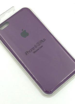 Чехол iPhone 6+/6S+ Silicon Case Copy #45