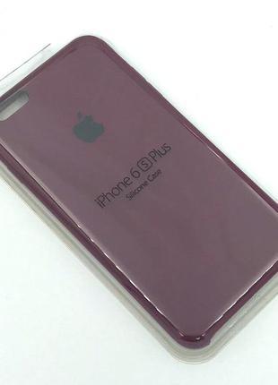 Чехол iPhone 6+/6S+ Silicon Case Copy #52