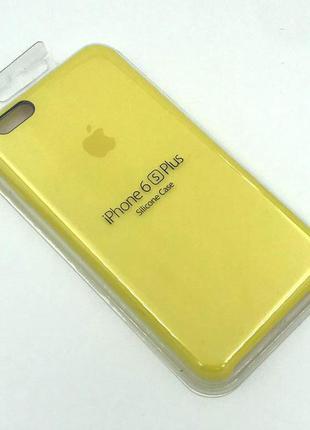 Чехол iPhone 6+/6S+ Silicon Case Copy #55