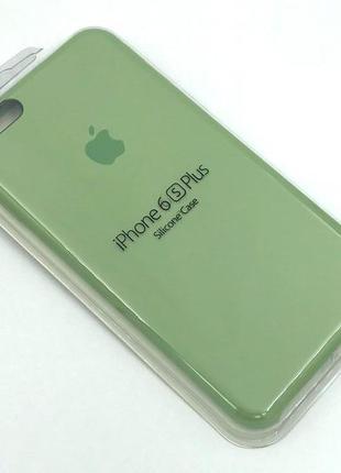 Чехол iPhone 6+/6S+ Silicon Case Copy #01