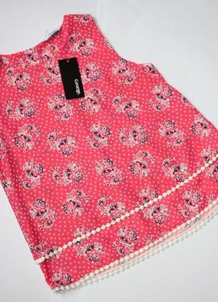 Нарядная блузка 10-11 лет george