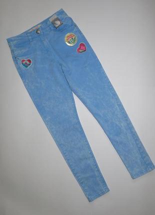 Matalan джинсы скинни р10 лет