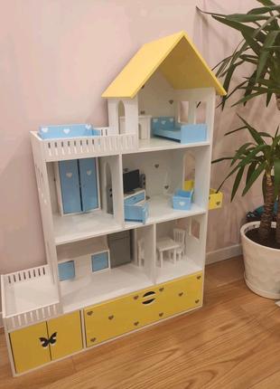 Кукольный домик и мебель