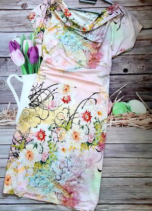 Самое нежное платье миди