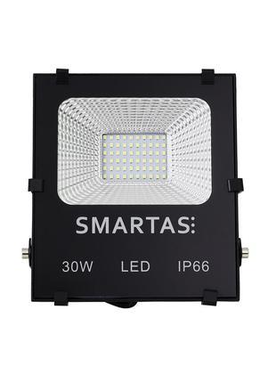 Прожектор светодиодный SMARTAS 30W (BOSTON)