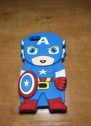 Чехол «Капитан Америка»