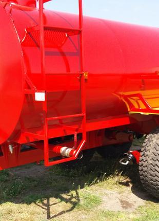 Бочка тракторная 8-МИ кубовая