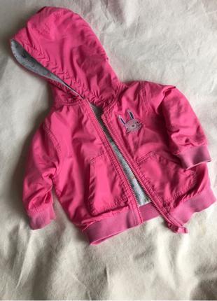 Курточка ветровка на девочку