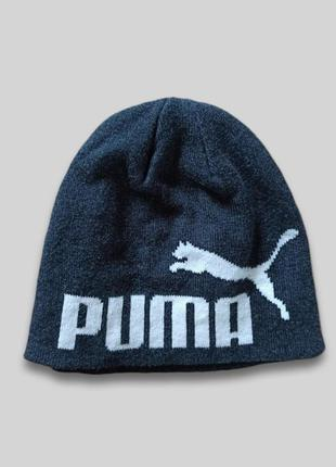 Шапка на подростка puma, оригинал