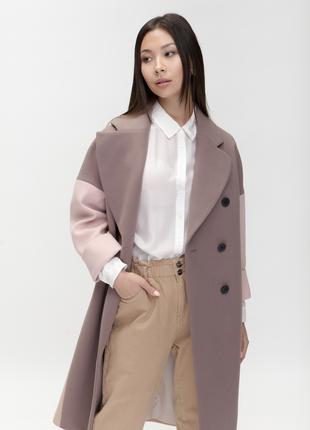 Невероятно стильное пальто ТМ Samange по ОПТОВОЙ ЦЕНЕ! S-ка