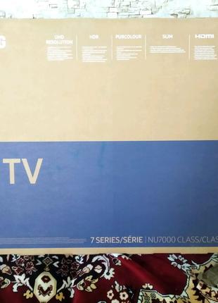 Продам телевизор Samsung 43nu7092