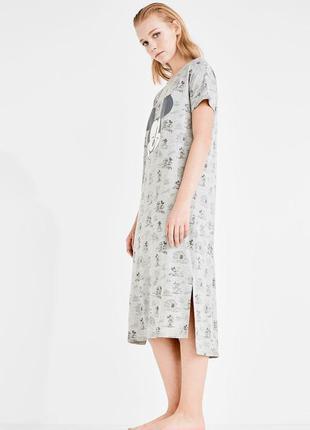 Стильное платье с микки women's, размеры