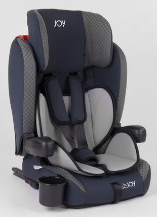 Детское автокресло JOY, ISOFIX, универсальное, вес ребенка 9-36